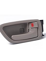 Недорогие -1шт Автомобиль Дверная ручка Общий Новый дизайн для Двери автомобиля Назначение Toyota 2000 / 2001 / 2002