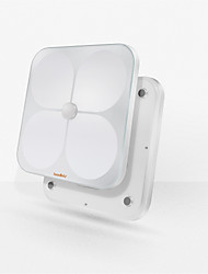 Недорогие -Тонгфанг умный цифровой блютуз вес тела электронные бытовые весы bmi весы для ванной комнаты с приложением