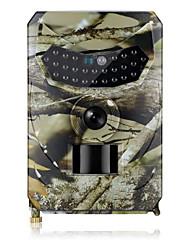 Недорогие -Камуфляж 12-мегапиксельная охотничья камера фото ловушка ночного видения 1080p видео тропа камеры дикой природы