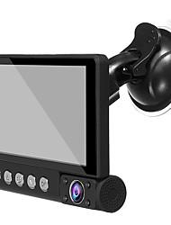 Недорогие -1080p HD Автомобильный видеорегистратор 170° Широкий угол 4 дюймовый LCD Капюшон с Ночное видение / G-Sensor / Режим парковки Автомобильный рекордер