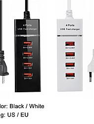 Недорогие -USB-зарядное устройство maikou 919 Зарядное устройство с 4 портами и зарядными кабелями