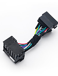 Недорогие -36-контактный штекер адаптера к 40-контактному гнезду автомобильного головного устройства стерео Quadlock жгут проводов для Volkswagon головного устройства аудио