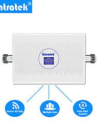 Недорогие -Усилитель сигнала сотовой сети Lintratek 70 дБ GSM 3 Гм 2100 МГц GSM 900 МГц ретранслятор сотовой связи agc / alc