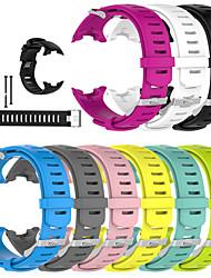 povoljno -za suunto d4 / d4i novopojasne zamjenske trake silikonske šarene sportske narukvice