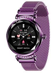 povoljno -h2 pametni sat bt fitness tracker podrška obavijesti / monitor brzine otkucaja / vodootporni smartwatch kompatibilni ios / android telefoni