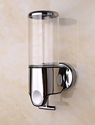 Недорогие -Дозатор для мыла Новый дизайн / Cool Modern Нержавеющая сталь 1шт На стену