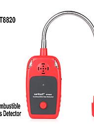 Недорогие -wt8820 детектор тревоги горючих газов для дома небольшая утечка газа горючий детектор утечки природного газа монитор газоанализатор