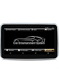 Недорогие -oluka 168a 10,1-дюймовый подголовник DVD-плеер Wi-Fi / SD / USB поддержка / четырехъядерный процессор для RCA / Microousb / Bluetooth Поддержка AVI / MPG / WMV MP3 / WMA JPEG / PNG / JPG