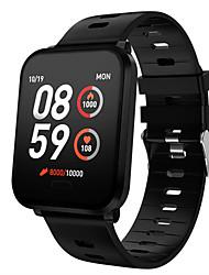 povoljno -k10 pametni sat bt fitness tracker podrška obavijesti / krvni tlak / monitor otkucaja sporta sport smartwatch kompatibilni ios / android telefoni