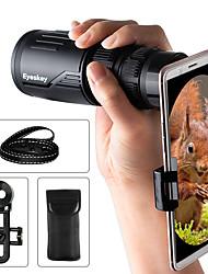 Недорогие -Eyeskey 8-24 X 42 mm Монокль Крыша Линзы На открытом воздухе Фотоаппарат Простота транспортировки Полное многослойное покрытие BAK4 / Для охоты / Наблюдение за птицами