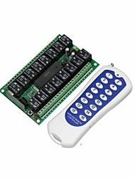 Недорогие -12v беспроводной пульт дистанционного управления мгновенный выключатель света приемник с передатчиком