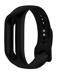 Недорогие -Ремешок для часов для TomTom Touch TomTom Спортивный ремешок силиконовый Повязка на запястье