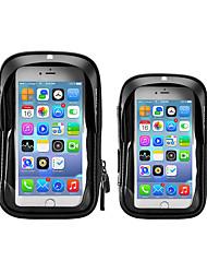Недорогие -LITBest Сотовый телефон сумка Бардачок на руль 5.8    6.0 дюймовый Велоспорт для Все Сотовый телефон Черный Шоссейный велосипед Мотоцикл Велоспорт