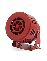 Недорогие -автомобиль автомобиль металл DC 12v предупреждающий громкий гудок труба - красный