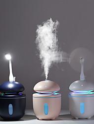Недорогие -1 шт. USB-увлажнитель воздуха устраняет статическую очистку воздуха уход за кожей нано-спрей технологии немой дизайн 7 фары автомобильный офис ночной свет мини грибной увлажнитель