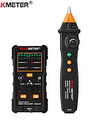 billige -peakmeter huayi multifunktionsnetværkslinjesøger med netlinje telefonlinjemåler kontrollinje ms6816