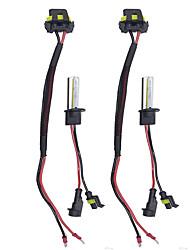 Недорогие -2 шт. / Компл. 55 Вт h1 h1 ксеноновые фары комплект для переоборудования 3000-12000 К для автомобильного комплекта (ламповые балласты) * 2 цветовая температура 4300 К / 5000 К / 12000 К