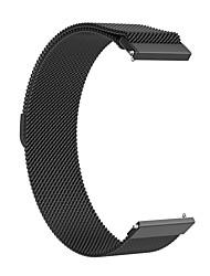 povoljno -Pogledajte Band za Samsung Galaxy Watch 46 / Samsung Galaxy Watch 42 Samsung Galaxy Preklopna metalna narukvica Nehrđajući čelik Traka za ruku