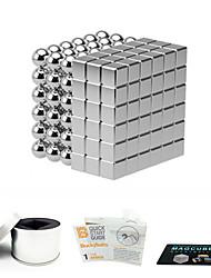 Недорогие -216 pcs Магнитные игрушки Магнитные шарики Магнитные игрушки Сильные магниты из редкоземельных металлов Магнитный Квадрат / Стресс и тревога помощи