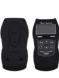 Недорогие -obd2 автомобильный сканер автомобильный диагностический инструмент vs890 obd 2 scan многоязычный против 890 считыватель кодов автомобилей универсальный считыватель кодов неисправностей автомобилей