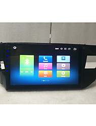 Недорогие -10,2-дюймовый Android 8.0 Octa Core 4 ГБ 32 ГБ автомобиль MP5-плеер автомобиля GPS-навигатор с сенсорным экраном для Toyota Corolla 2014 2015 2016