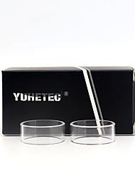 Недорогие -Замена стеклянной трубки yuhetec для змея wotofo rdta 2.5 мл 2шт