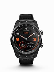 Недорогие -TicWatch TicWatch Pro Мужчина женщина Смарт Часы Android iOS WIFI Bluetooth Водонепроницаемый Сенсорный экран GPS Пульсомер Спорт ЭКГ + PPG Таймер Секундомер Педометр Напоминание о звонке