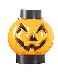 Недорогие -brelong® 1шт светодиодный ночник гримаса тыквы бар настольные украшения с изменением цвета батареи 5 В