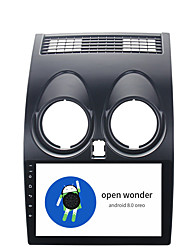 Недорогие -LITBest - 9 дюймовый Android 8.0 Автомобильный GPS-навигатор Сенсорный экран для Nissan MicroUSB Поддержка MJPG / RM / RMVB MP3 JPG / TF карта