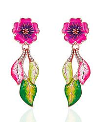 Недорогие -цветочный язык уникальный дизайн европейский тренд модные украшения для вечеринок подарки