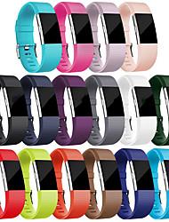 povoljno -Pogledajte Band za Fitbit Charge 2 Fitbit Klasična kopča Silikon Traka za ruku