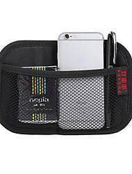 Недорогие -автомобильная сумка оксфорд ткань черная сетка сумка карманный органайзер аксессуары для салона автомобиля органайзер