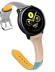 povoljno -Remen od prave kože od 22 mm za traku za sat za ticwatch pro narukvicu narukvicu ticwatch s2 / ticwatch e2 klasični remen za narukvicu