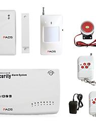 Недорогие -Беспроводная GSM охранная сигнализация гараж детектор датчик движения детектор охранная охрана