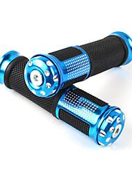 Недорогие -универсальный резиновый мотоцикл 7/8 дюймов руль ручки мотоцикла ручка дроссельной заслонки рукоятки подходит для спортивного велосипеда Honda
