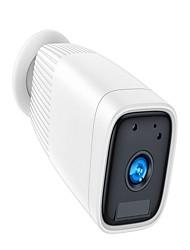 Недорогие -Sdeter 1080 P аккумуляторная батарея камеры Wi-Fi IP-камера открытый всепогодный камеры видеонаблюдения P2P ночного видения аудио сигнализация