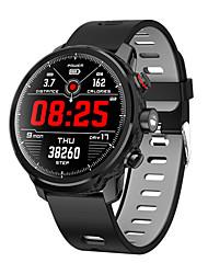 Недорогие -Смарт Часы Цифровой Современный Спортивные силиконовый 30 m Защита от влаги Пульсомер Bluetooth Цифровой На каждый день На открытом воздухе - Зеленый Красный Серый