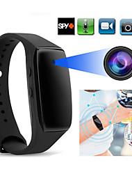 Недорогие -HD 1080p браслет умные часы браслет камера мини-видео рекордер