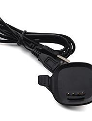 Недорогие -Smartwatch Charger Зарядное устройство USB USB 1 USB порт 0.7 A DC 5V для Forerunner 15 / Forerunner 10