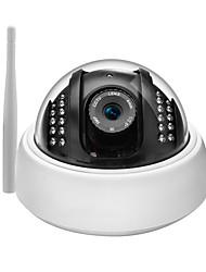 Недорогие -Беспроводная веб-камера besder HD Conch Полушарие Интеллектуальный мониторинг Оборудование для дома ночного видения безопасности