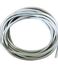 povoljno -5m rub za vrata automobila obloga gumena zaštitna brtva zaštitna traka lijevanje gumena zaštitna traka od ogrebotina za automobile-bijela