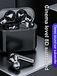 billige -LITBest LX-A TWS True Wireless Hodetelefon Trådløs EARBUD Bluetooth 5.0 Med mikrofon