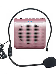 Недорогие -Портативный громкий динамик мини голосовой усилитель микрофон с USB TF карты FM-радио для преподавателя экскурсовод продвижение