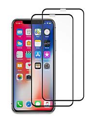 Недорогие -2шт 9h протектор экрана из закаленного стекла для iphone 11/11 pro / 11 pro max / xs max / xr / xs / x / 8plus / 8 / 7plus / 7 / 6plus / 6
