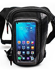 Недорогие -Wosawe мотоцикл ноги карманы с сенсорным экраном мобильный телефон сумка светоотражающая водонепроницаемый