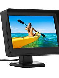 Недорогие -480 * 272 HD дисплей монитора автомобиля для парковки заднего вида автомобиля