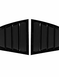 Недорогие -задние двери, дефлекторы стекол задних дверей, фиксированная отделка дефлекторов для 3 серии e90 09-11