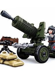 Недорогие -Конструкторы 76 pcs совместимый Legoing трансформируемый Все Игрушки Подарок