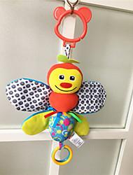 Недорогие -babyfans ™ ребенок красочные пчелы мультфильм форме чучела музыкальные развивающие игрушки
