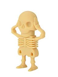Недорогие -Майку череп USB флэш-накопитель скелет usb3.0 U диск Pen Drive модель черепа карта памяти 32 ГБ